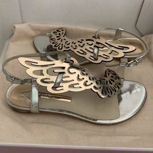 Sophia Webster butterfly sandals SERAPHINA